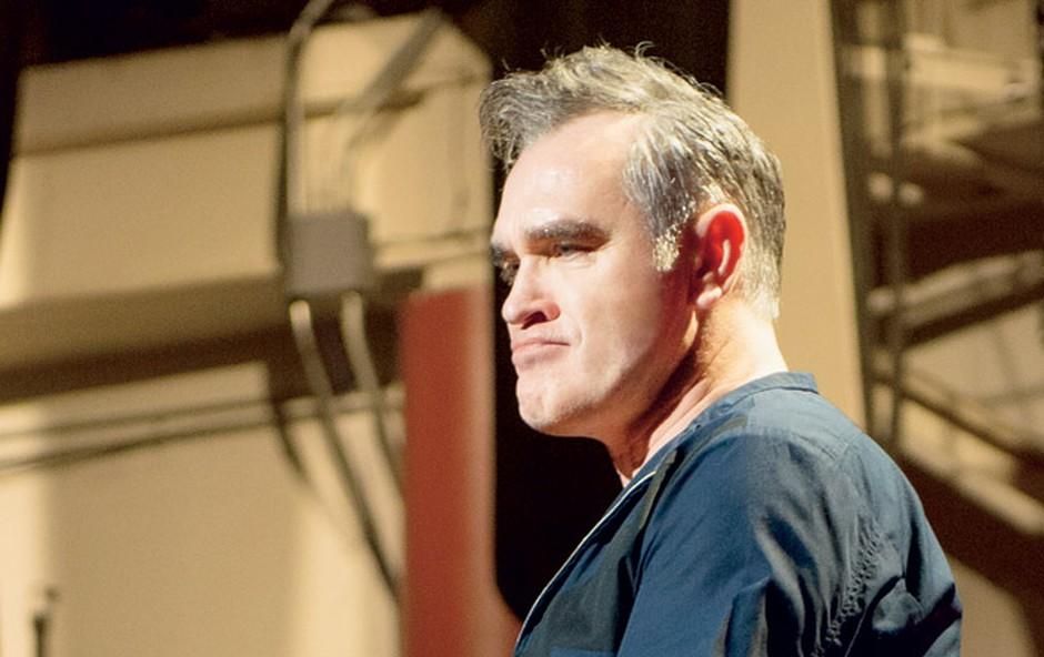 Morrissey pravi, da vsak, ki premore vsaj malo inteligence, nikakor ne more prenašati Victorie in Davida Beckhama.  (foto: Getty Images)