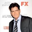 Charlie Sheen: Plačal pogreb paparaca