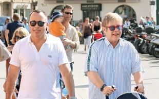 Elton John: Drugič očka