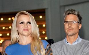 Britney Spears: Razdrla zaroko
