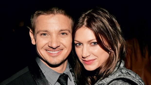 Jeremy in njegovo nekdanje dekle Jes bosta že prihodnji mesec postala starša. (foto: Getty Images)