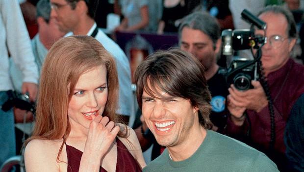 Nicole je bila stara le 23 let in noro zaljubljena v Toma, ko sta se poročila. Mislila je, da je moški za vse življenje.   (foto: Shutterstock)