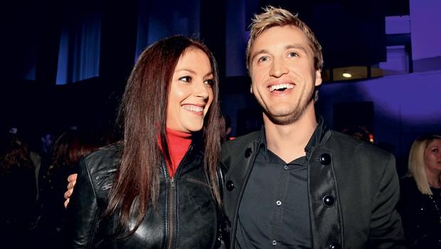 Denis Avdić in Ana (foto: Helena Kermelj)
