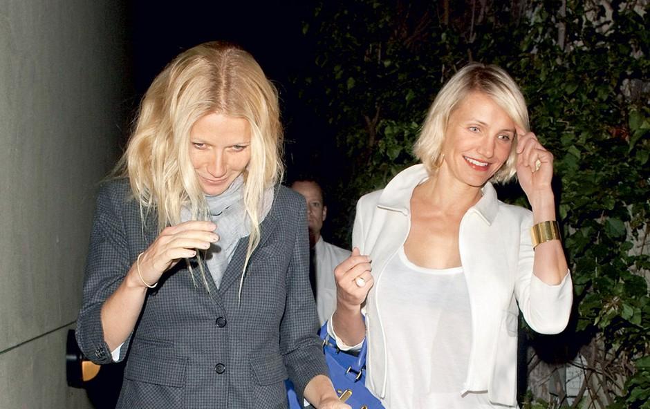 Gwyneth Paltrow in Cameron Diaz (foto: Profimedia.si)