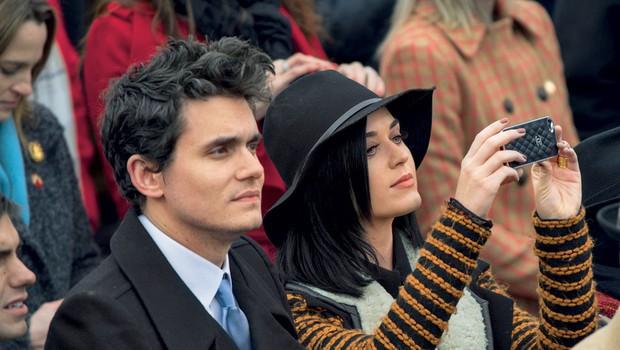 Katy Parry in John Mayer (foto: Profimedia.si)
