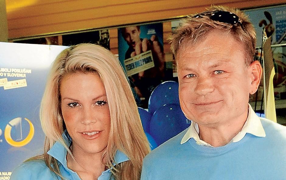 Nataša in Franci Matoz (foto: Sašo Radej)