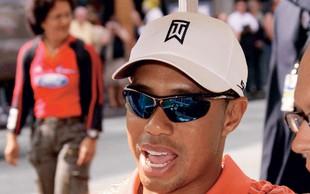 Tiger Woods: Je zapeljal Lindsey Vonn?