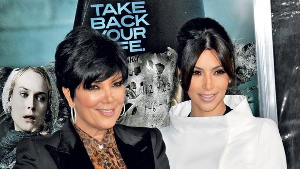 Kris Janner in Kim Kardashian (foto: Shutterstock)