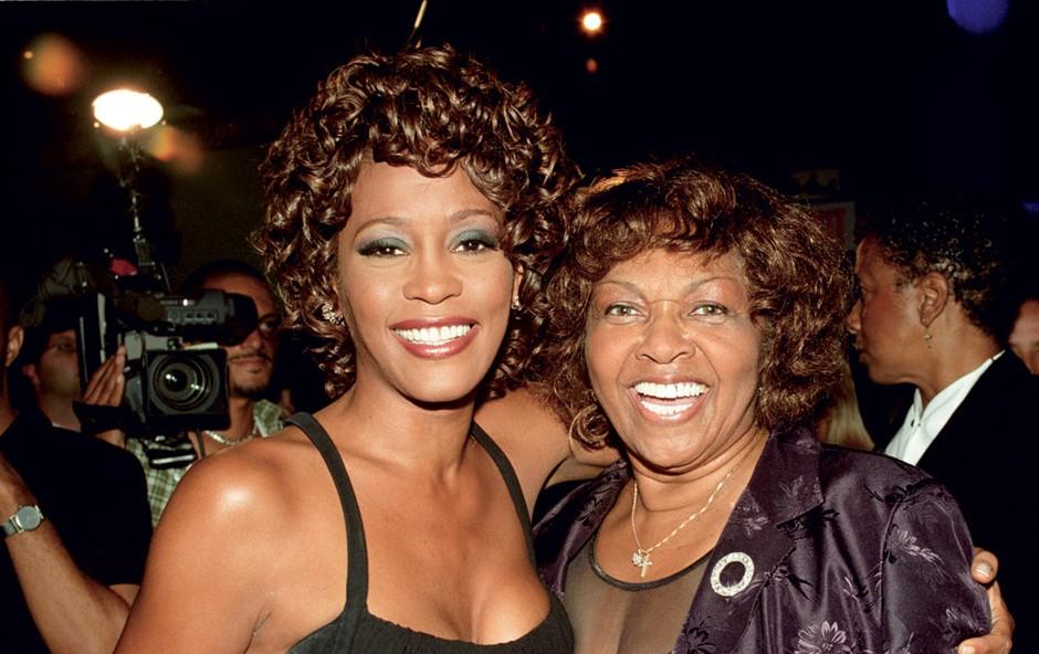 Cissy pravi, da glede odnosa z Whitney obžaluje le to, da se iz nekega razloga ni mogla pogovarjati z njo o svojih težavah. (foto: Profimedia.si)