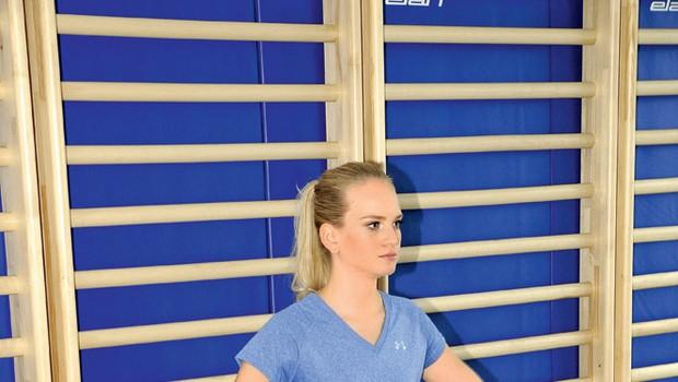 Nekdanja miss Slovenije redno skrbi za svojo kondicijo.  (foto: Osebni arhiv)