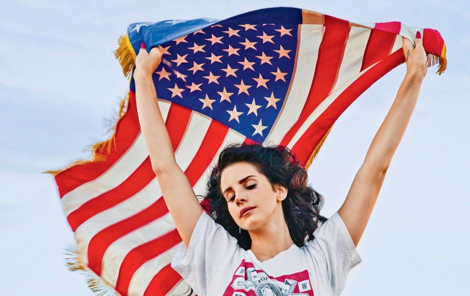 Lana Del Rey: Želi biti kot Angelina (foto: Chuck Grant)