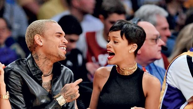 Rihanna pravi, da je Chris dober človek s fantastičnim srcem. (foto: Profimedia.si)
