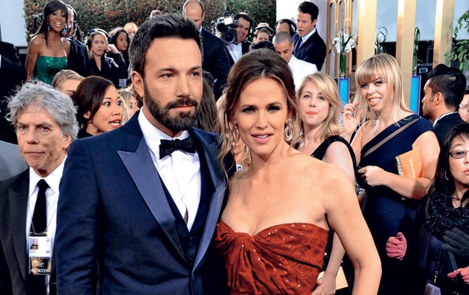 V nedeljo, 13. januarja, se je 40-letnik v družbi soproge Jennifer Garner sprehodil po rdeči preprogi na podelitvi zlatih globusov.                       (foto: Profimedia.si)