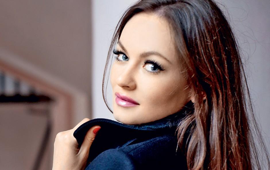 Iryna Osypenko Nemec: Zagovornica žensk (foto: Maja Slavec)