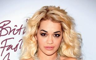 Rita Ora: Počutila se je kot Lady Di