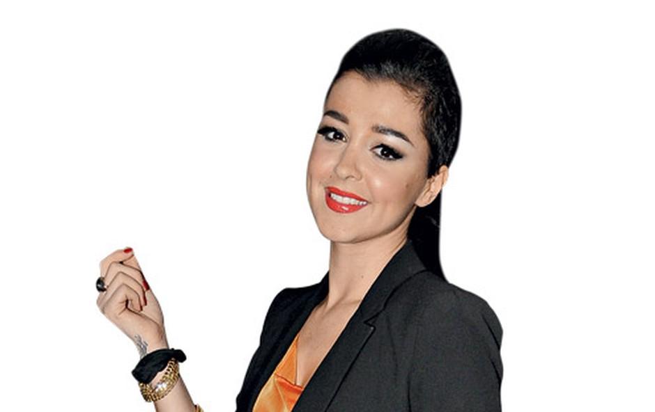 Sanja Grohar: Spet črnolaska (foto: Sašo Radej)