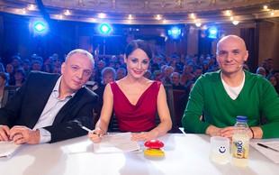 Marca se vrača šov Slovenija ima talent!