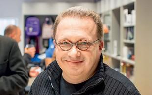 "Jaša Jamnik: ""Raje sem kar režiser!''"