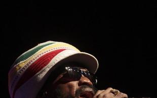Michael Rose: Foto utrinki z reggae večera v Kinu Šiška!