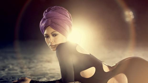"""""""Moje življenje je potovanje. Na koncu, ko veš, kdo si, in si s tem zadovoljen, postaneš neodvisen,"""" pravi Beyoncé.   (foto: Menart)"""