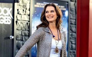 Brooke Shields: Ni se pustila pahniti v odvisnost