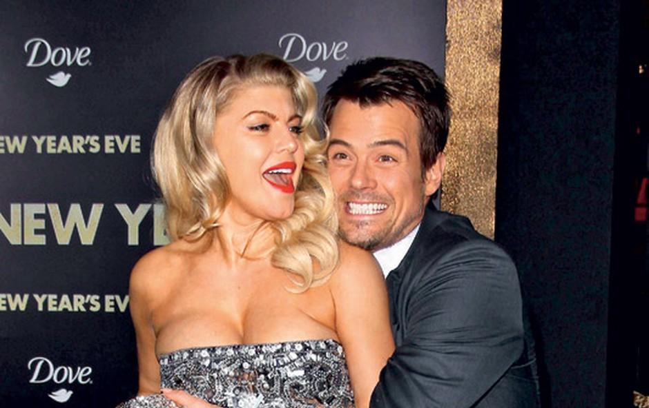 Pevka Fergie je prvič noseča, kar je na Twitterju potrdil njen soprog Josh Duhamel. (foto: Shutterstock)