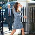 Vojvodinja Catherine: Skriva trebušček