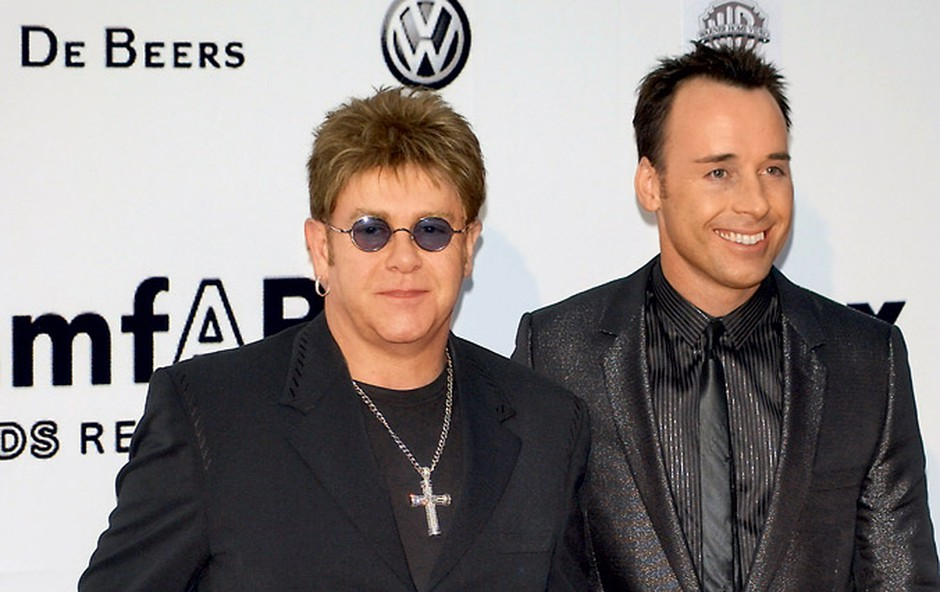 Elton John: Elton oče, David mama (foto: Shutterstock)