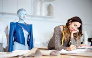 Jessica Jagec: Ustvarja v Londonu