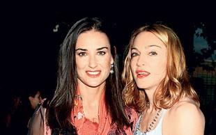 Madonna je 'zavrgla' prijateljico Demi