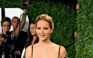 Jennifer Lawrence in Za dežjem posije sonce