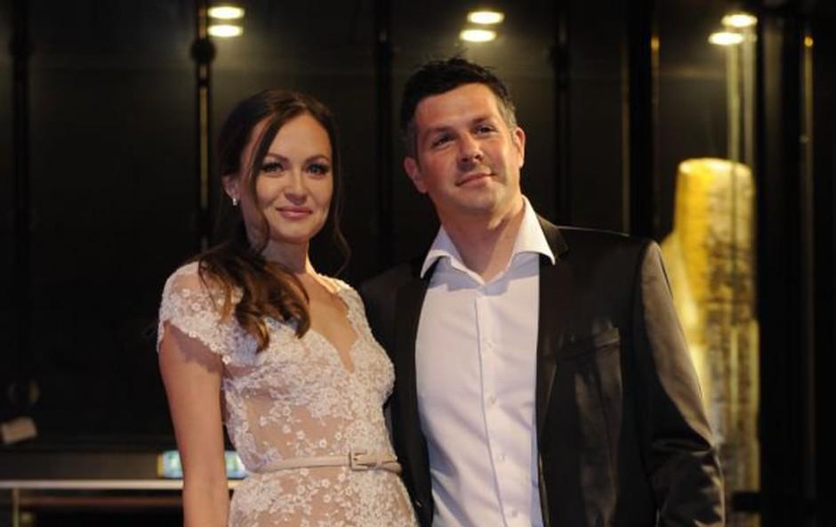 Iryna Osypenko in Matjaž Nemec (foto: Primož Predalič)