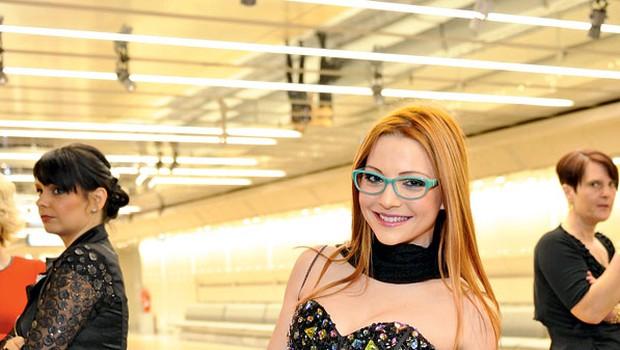 Tanja Žagar (foto: Primož Predalič, Helena Kermelj)