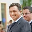 Borut Pahor na žaru: Bo obdržal ta nasmeh do konca?
