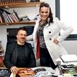 Rebeka Dremelj na obisku pri uredniku Playboya
