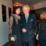Janez Bitenc s spremljevalko (foto: Suzana Golubov/Zaklop)