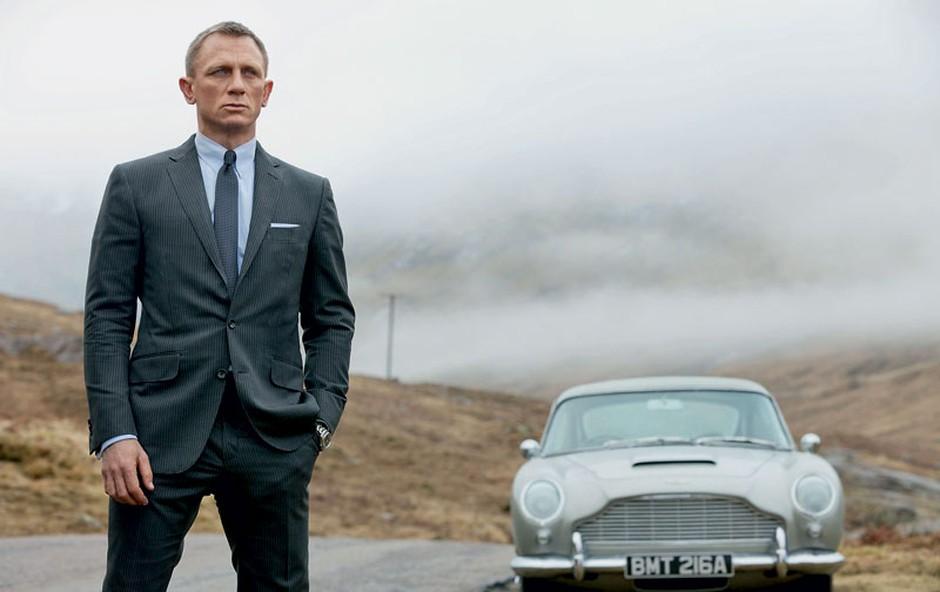 Čez tri leta nov film o Jamesu Bondu (foto: MGM)