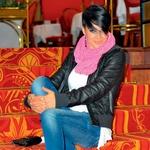 Nekdanje Playboyevo dekle Nataša Kirn je bila članica komisije, ki je izbirala miss Primorske. (foto: Zoja Ahlin)