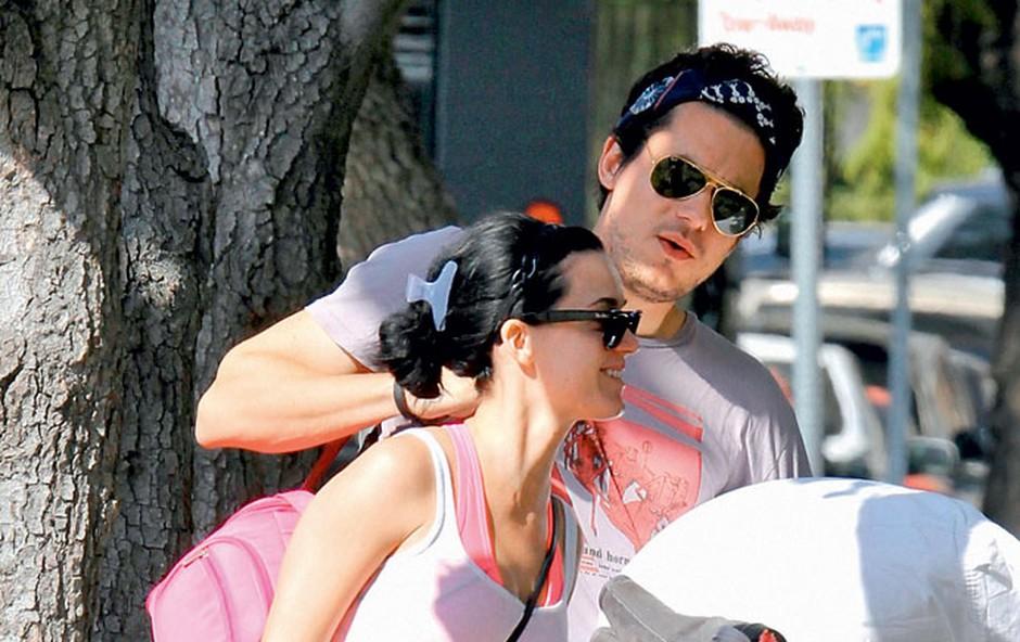 Katy Perry in John Mayer (foto: Profimedia)