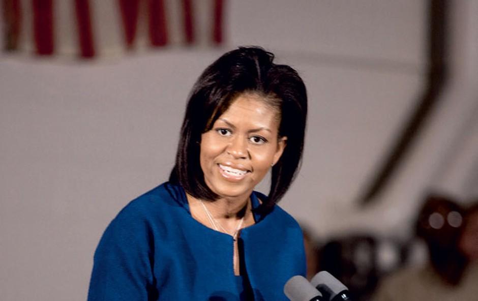 Michelle Obama (foto: Shutterstock)