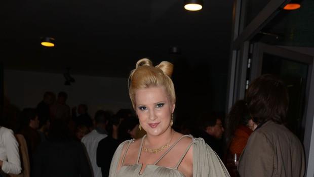 Danica Lovenjak na Philips Fashion Weeku (foto: Sašo Radej)