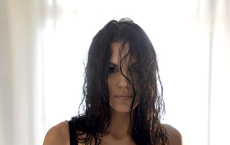 Rebeka Dremelj Playboy (foto: Primož Predalič)