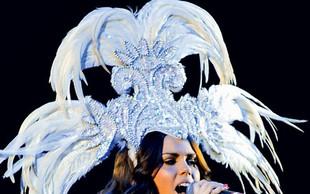 Pred Beyoncé bo pela Franka Batelić