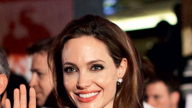 Angleina Jolie (foto: Goran Antley)