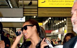Beyoncé je hotela dobrote iz Jadranskega morja