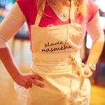 Sara Kobold ustvarjala mafine za otroke z motnjami v razvoju (foto: Janez Kotar)