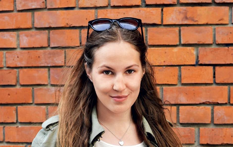 Maxime Pikula je odkrito spregovorila za revijo Story. (foto: Primož Predalič, Sašo Radej)