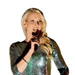 Na dogodku nas je očarala nadobudna pevka Patricija Peklar in nas začarala s svojim glasom (foto: K. B./Luka Podgornik in Matic Slemič)