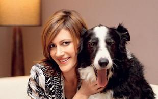 Hannah Mancini ima dvojezičnega psa