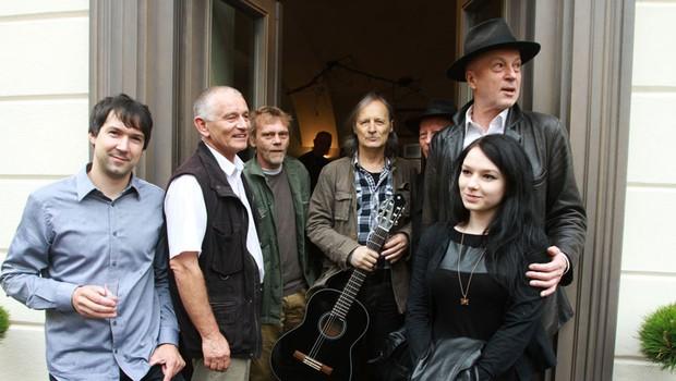 Promocija novega albuma Vlada Kresilna (foto: Goran Antley)